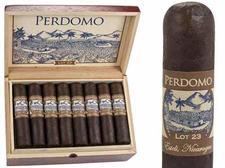 Perdomo Lot 23 Maduro Gordito Box 24